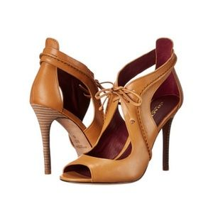 Coach Loise Stiletto Heels New Calf Leather